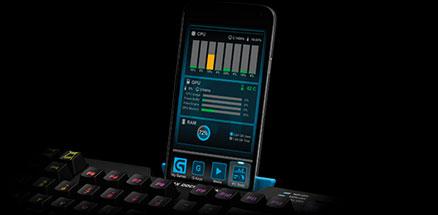 Buy the Logitech G910 ORION SPECTRUM RGB MECHANICAL GAMING